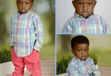 صورة طفل – نظرة حسد